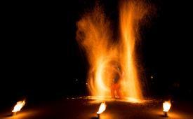 Feuer & Flamme - Pyroshow